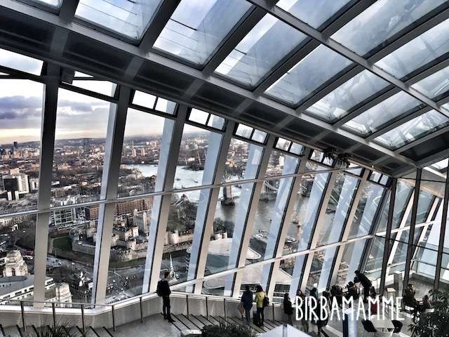 sky garden mind the gap london
