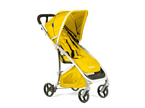 Baby Home Emotion Yellow